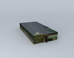 educational pavilion UP in Poznan 3D model