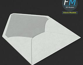 Small envelope open 3D