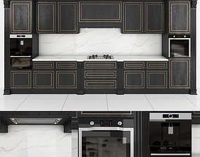 kitchen-set06 3D model