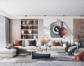 houseware sitting room 3D