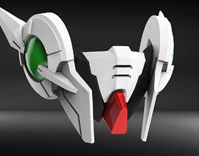 3D print model OO Raizer Custom Mask Fan Art