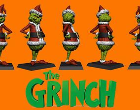 The grinch 3D Print Stl