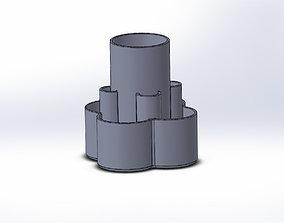 Round Pen Cady 3D print model