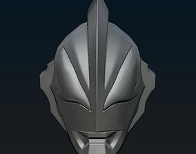Ultraman Geed 3d Helmet