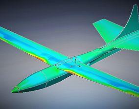 3D print model UAV - Unmanned Aerial Vehicle