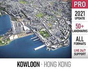 3D asset Hong Kong - Kowloon