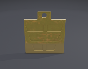 rgd kan trigram pendant mk1 3D print model