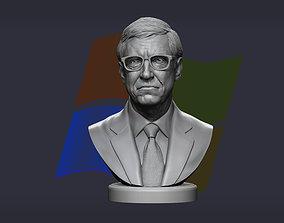 Bill Gates 3D printable model