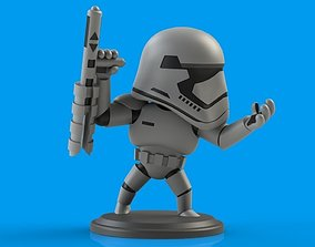 3D printable model Stormtrooper FN-2199