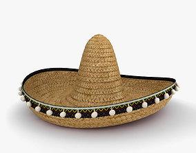 3D model Sombrero