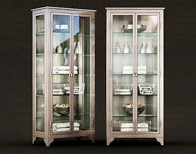 Restoration hardware - Laboratory storage 1930s 3D model