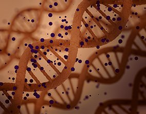 3D DNA string