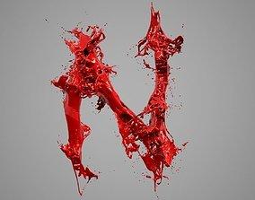 3D Liquid N