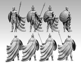 Spartan x4 - 35 mm 3D printable model