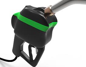 3D model Fuel Pump Handle