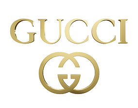 style 3D Gucci Logo