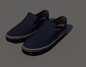3D model Loafers