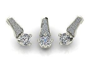 bvlgari corona pendants 6 in 1 3D printable model