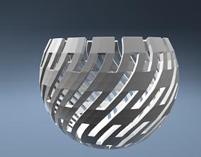 House decoration - Tea Light Holder 3D print model