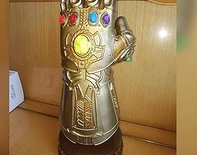 Thanos Infinity Gauntlet 3D Printing Model
