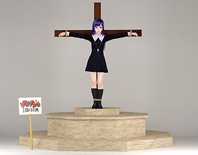 3D Zange various outfit pose 02 dress