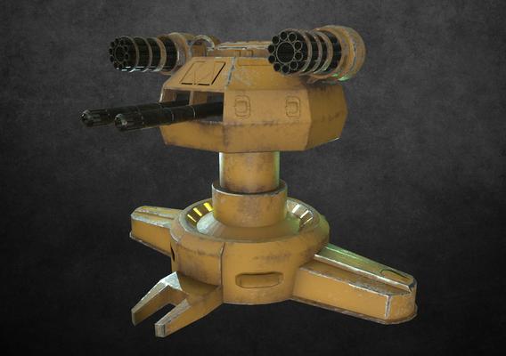 Turrets defense pack