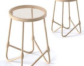 Wicker Chair 3D weaving