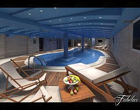 3D Swimming pool 05