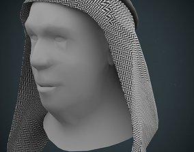 Kufiya 3D model