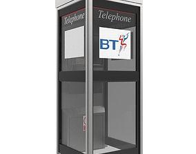 3D asset VR / AR ready BT phone box