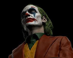 Joker - Joaquin Phoenix Bust v2 3D print model