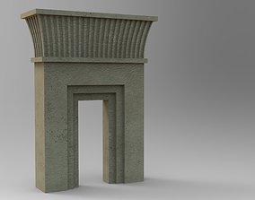 persepolis gate 3d model