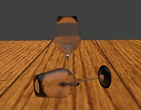 3D printable model Wine Glass