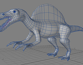 Spinosaurus Egypticus D 3D model
