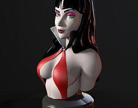 3D print model Bust - Vampirella