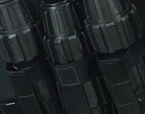 Death Trooper Frag Grenade 3D printable model