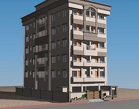 3D model High Definition Building 01