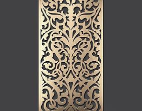 Decorative panel 262 3D