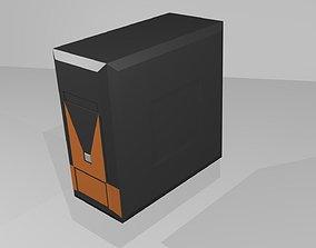 3D model Desktop CPU