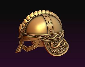 Viking Helmet 3D printable model