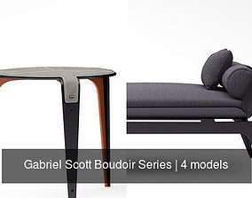 3D model Gabriel Scott Boudoir Series