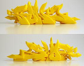Sone Graffiti 3D print model