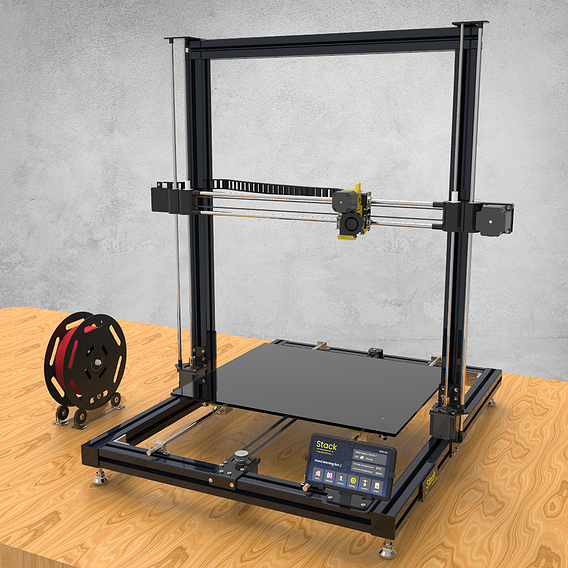 Stack - the 3d Printer