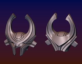 Heimdall helmet 3D print model