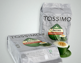 3D model Tassimo Package