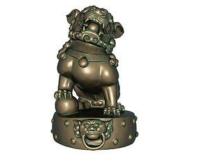 3D printable model Male lion