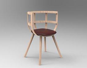 inno Julia Chair 3D model