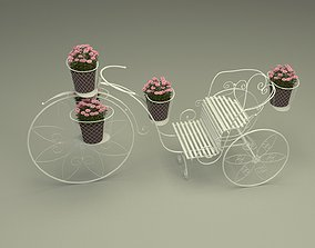 3D model Flower Cycle
