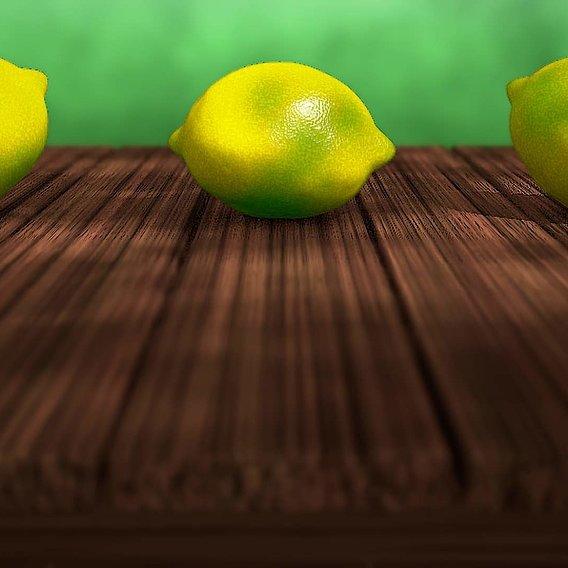 Lemons in Nodevember