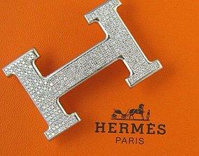 Hermes Belt H 3D print model